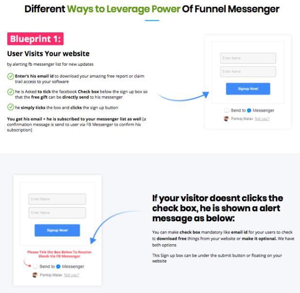 Funnel Messenger Software | JVPRO OTO