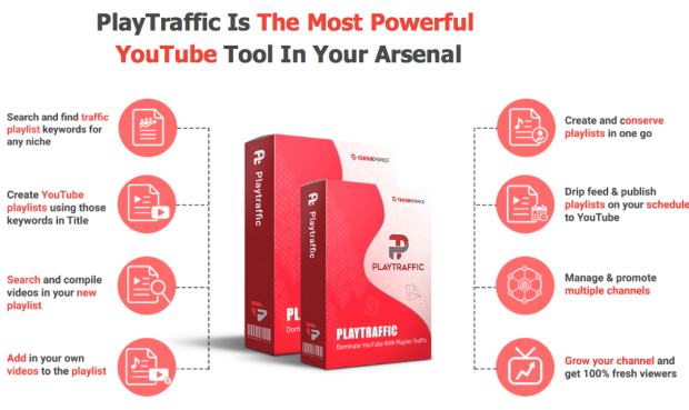 Playtraffic Pro By Cyril Gupta Review – The World's First